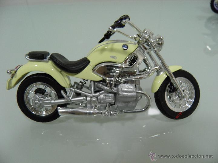 Motos a escala: 15 MOTOS /18, MAISTO, BMW, HARLEY-DAVIDSON, YAMAHA, KAWASAKI, HONDA, DUCATI, PEUGEOT, INDIAN - Foto 10 - 50855092