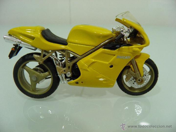 Motos a escala: 15 MOTOS /18, MAISTO, BMW, HARLEY-DAVIDSON, YAMAHA, KAWASAKI, HONDA, DUCATI, PEUGEOT, INDIAN - Foto 13 - 50855092