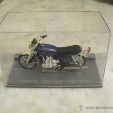 Motos a escala: HONDA GL 1000 GOLD WING - 1975 -. Lote 50709721