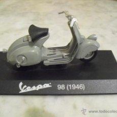 Motos a escala: VESPA 98 - ( 1946 ). Lote 50730922