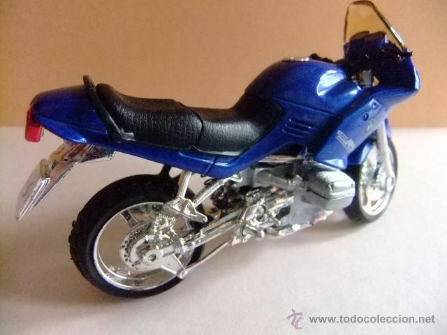 Motos a escala: MOTO BMW 1100 RS MAISTO - Foto 2 - 50773241