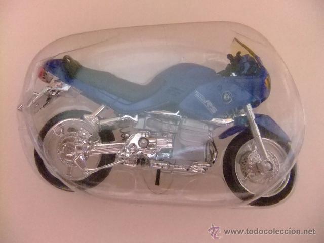 Motos a escala: MOTO BMW 1100 RS MAISTO - Foto 3 - 50773241