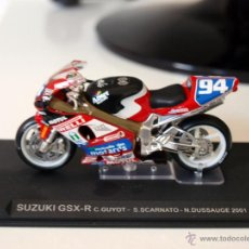 Motos a escala: SUZUKI GSX-R. Lote 52887027
