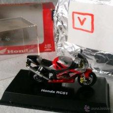 Motos a escala: HONDA RC51 , 1/32 , NEW RAY. Lote 53652159