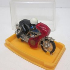 Motos a escala: ANTIGUA MOTO HONDA COMPETICION DE GUISVAL. Lote 54162017