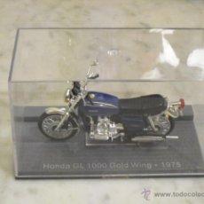 Motos a escala: HONDA GL 1000 GOLD WING - 1975 -. Lote 54452636