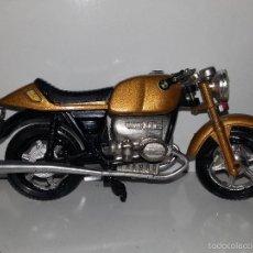 Motos a escala: GUILOY : ANTIGUA MOTOCICLETA / MOTO BMW R100RS REFERENCIA 107 AÑOS 70. Lote 56194742