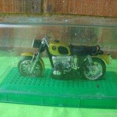 Motos a escala: MOTO BMW R- 500 DE NACORAL CON CAJA.. Lote 51465159