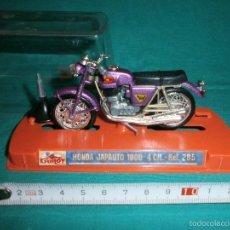 Motos a escala: MOTO GUILOY HONDA JAPAUTO 1000 4 CIL REF 285. Lote 208284248