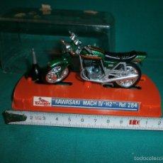 Motos a escala: MOTO GUILOY KAWASAKI MACH 1V H2 REF 284. Lote 56894965