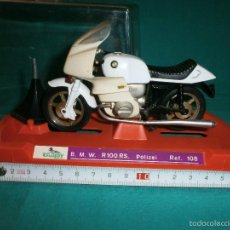 Motos a escala: MOTO GUILOY BMW R 1000 RS POLIZEI REF 108. Lote 56895305