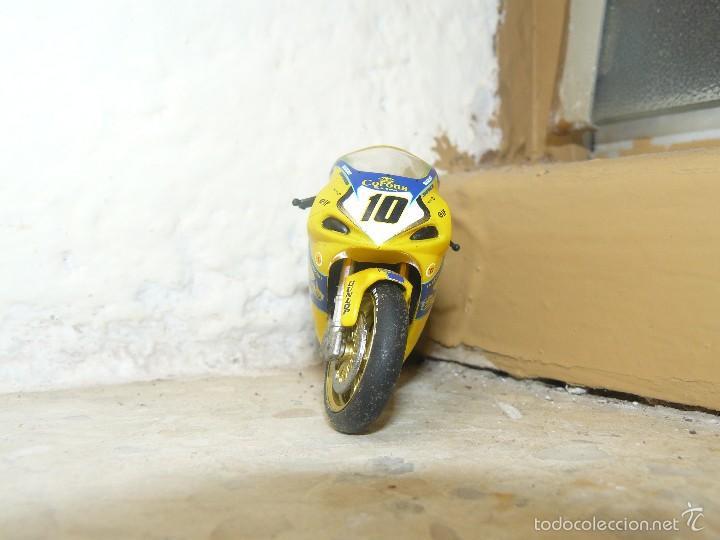 Motos a escala: Moto - Miniatura a escala - Suzuki Corona- Sin Peana - - Foto 3 - 56937259