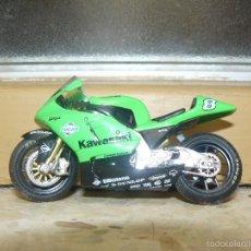 Motos a escala: MOTO A ESCALA KAWASAKI . Lote 56937331