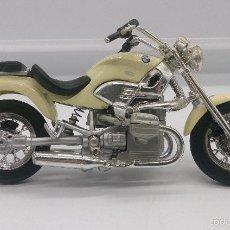Motos a escala: MOTO BMW R 1200 C, CON SUSPENSIÓN TRASERA, ESCALA 1/18, MARCA MAISTO .. Lote 57122066
