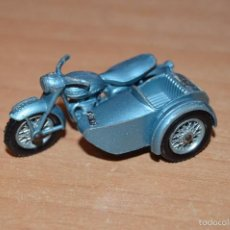 Motos a escala: MOTO MATCHBOX - TRIUMPH T110 - N 4 - MADE IN ENGLAND BY LESNEY - ANTIGUO - MIRA!. Lote 58503135