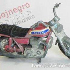 Motos a escala: MOTO HONDA CB 900 - A ESCALA - GUILOY - MOTITO DE JUGUETE - AÑOS 70 80 - VINTAGE - TRANSPORTE METAL. Lote 60686207