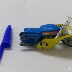Motos a escala: MOTO GUISVAL LAVERDA. Lote 64231975