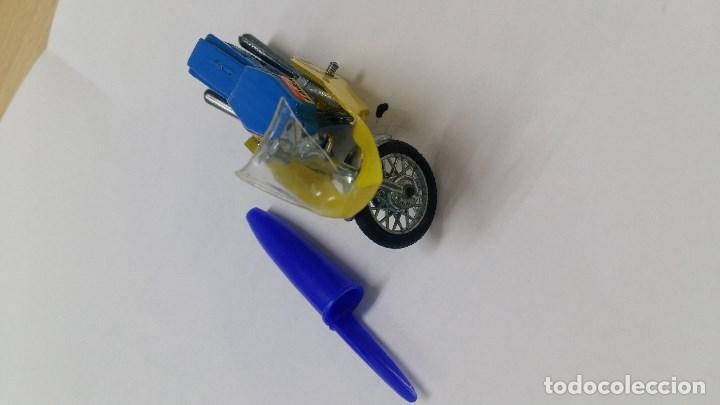 Motos a escala: MOTO GUISVAL LAVERDA - Foto 2 - 64231975