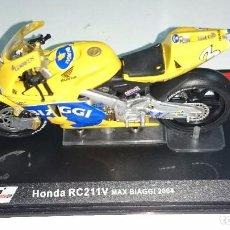 Motos a escala: HONDA RC211VMAX BIAGGI 2004. Lote 64816219