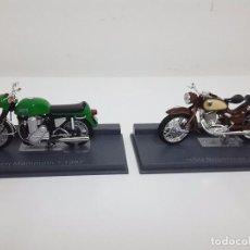 Motos a escala: NSU Y MUNCH. Lote 64980187