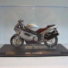 Motos a escala: MOTO MZ 1000S ALTAYA 1/24. Lote 66772706