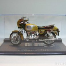 Motos in scale: MOTO BMW R90S 1976 ALTAYA 1/24. Lote 183637355