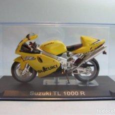 Motos a escala: MOTO SUZUKI TL 1000 R ALTAYA 1/24. Lote 67160025