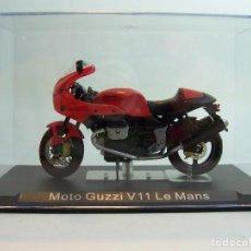 Motos a escala: MOTO GUZZI V11 LE MANS ALTAYA 1/24. Lote 67339881