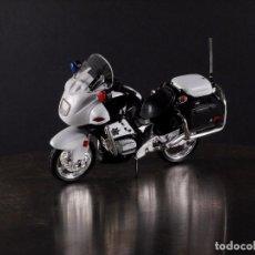 Motos a escala: MOTO BMW POLICIA. Lote 75981253