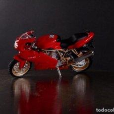 Motos a escala: MOTO DUCATI 1098 S. Lote 68440025