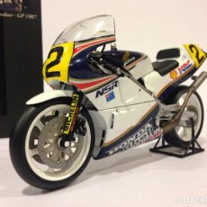 Motos a escala: MINICHAMPS HONDA NSR 500 W. GARDNER GP 1987. CLASSIC BIKE SERIES Nº 24. Lote 71911831