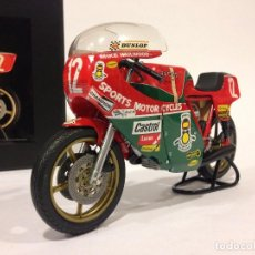 Motos a escala: MINICHAMPS DUCATI 900 RACE IOM TT 1978 MUSEO. CLASSIC BIKE SERIES Nº 8. Lote 72043271