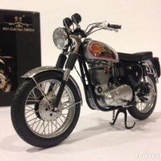 Motos a escala: MINICHAMPS BSA GOLD STAR DBD34. CLASSIC BIKE SERIES Nº 9. Lote 72109659