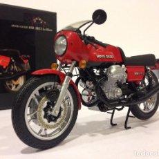 Motos a escala: MINICHAMPS MOTO GUZZI 850 MK1 LE MANS. CLASSIC BIKE SERIES Nº 11. Lote 72117615