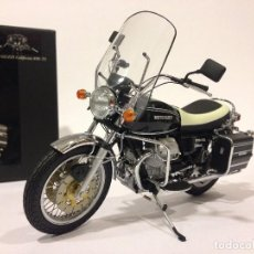 Motos a escala: MINICHAMPS MOTO GUZZI CALIFORNIA 850 T3. CLASSIC BIKE SERIES Nº 10. Lote 72128447