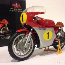 Motos a escala: MINICHAMPS MV AGUSTA 500 CCM G. AGOSTINI GP 1970. CLASSIC BIKE SERIES Nº 18. Lote 72134011