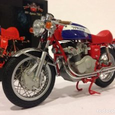 Motos a escala: MINICHAMPS MV AGUSTA 750 S. CLASSIC BIKE SERIES Nº 18. Lote 72135639