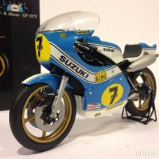 Motos a escala: MINICHAMPS SUZUKI XR 14 B. SHEENE GP 1975. CLASSIC BIKE SERIES Nº15. Lote 72192551
