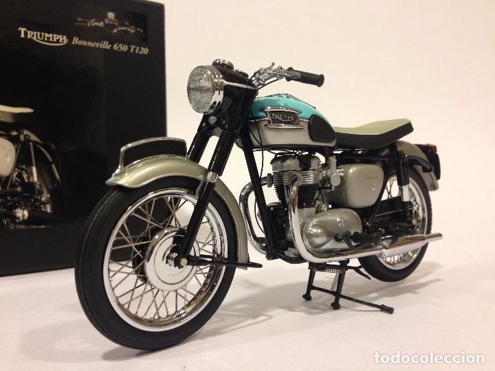 Minichamps Triumph Bonneville 650 T120 Kaufen Motorradmodelle In