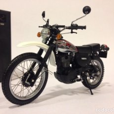 Motos a escala: MINICHAMPS YAMAHA XT 500. CLASSIC BIKE SERIES Nº20. Lote 72196519