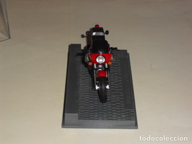 Motos a escala: MOTO GUZZI LE MANS - 1978 - - Foto 3 - 76789163