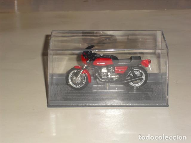 Motos a escala: MOTO GUZZI LE MANS - 1978 - - Foto 4 - 76789163