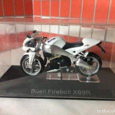 Motos a escala: ALTAYA - BUELL FIREBOLT XB9R 1/24. Lote 140319341