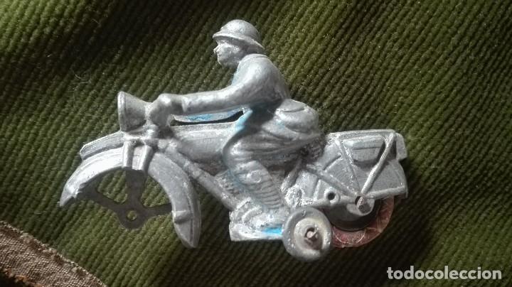 Motos a escala: moto metálica años 20 - Foto 4 - 78219337
