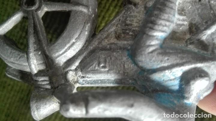 Motos a escala: moto metálica años 20 - Foto 6 - 78219337
