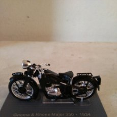 Motos a escala: MOTO MINIATURA - GNOME & RHONE MAJOR 350 - 1934. Lote 80867868