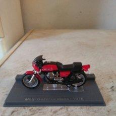 Motos a escala: MOTO MINIATURA - MOTO GUZZI LE MANS - 1978. Lote 81275238