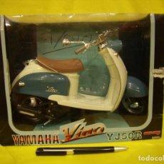 Motos in scale: YAMAHA VINO AZUL YJ50R 1:6, NUEVA SIN ABRIR.. Lote 83143600