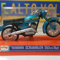 Motos a escala: GUILOY YAMAHA SCRAMBLER 350 CC REF. 278. Lote 83495348