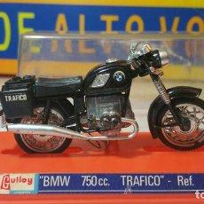 Motos a escala: GUILOY BMW 750 CC TRAFICO REF. 279. Lote 83496588